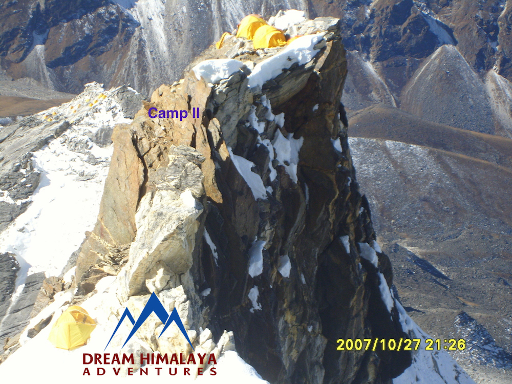 Camp II Mt. Amadablam