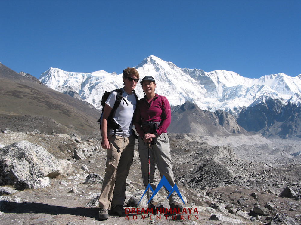 Ranjo Pass - Everest Three Pass Trek