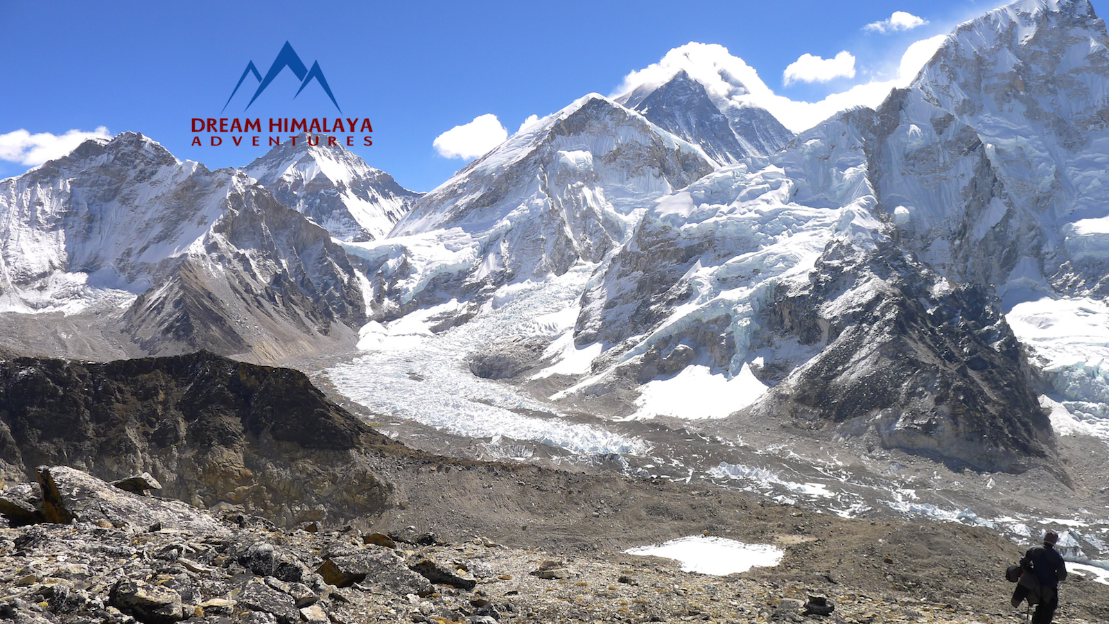 Lho la and everest base camp