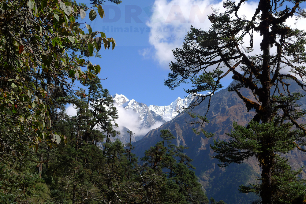 Pic for Manaslu trek    days