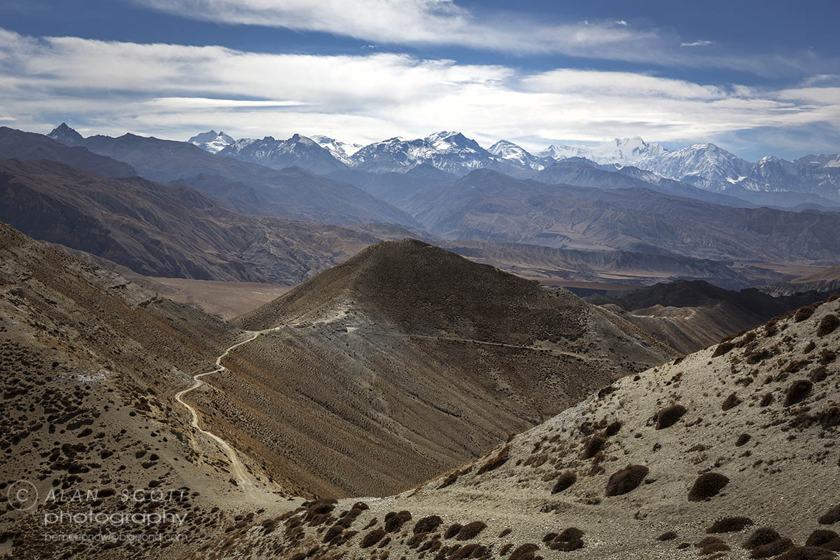Beauty of nature Upper Mustang Trekking