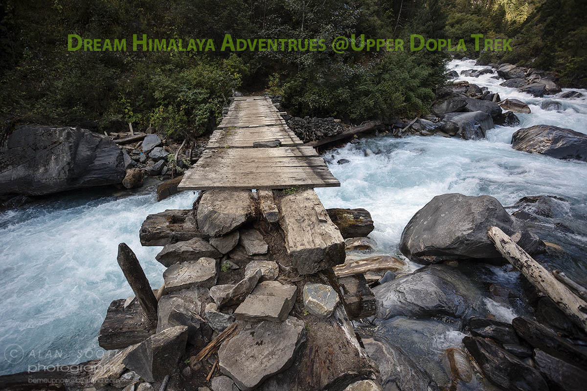 Rivers in Upper Dolpa Trek