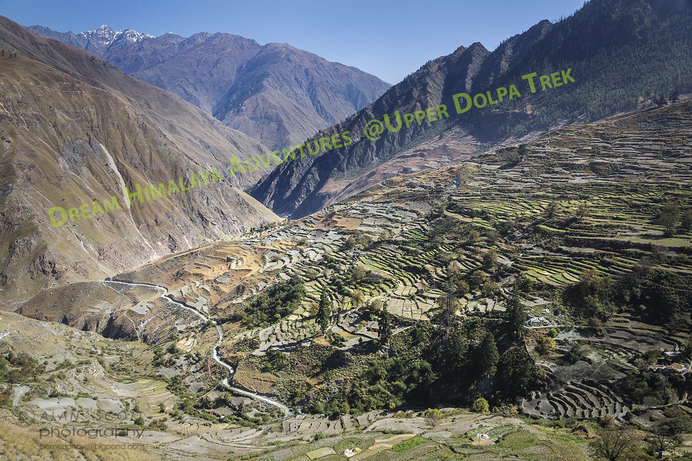 Upper Dolpa Trek