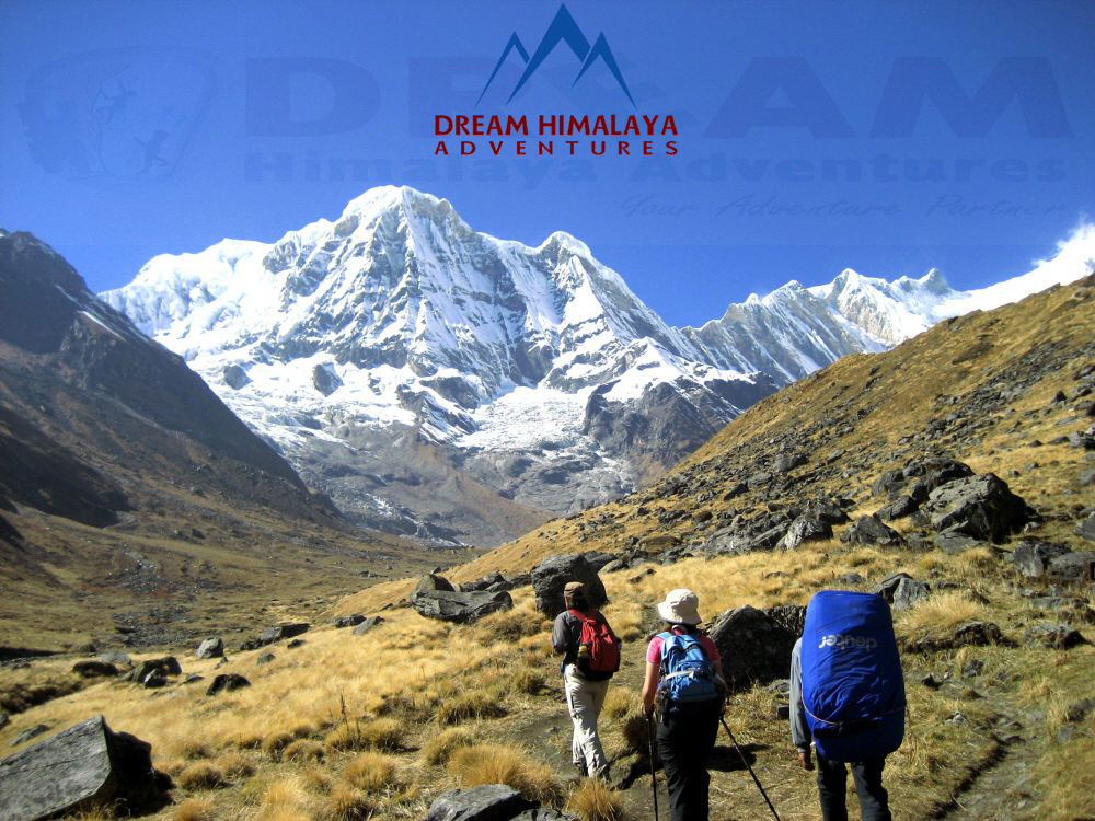 pic for annapurna Base Camp    days copy